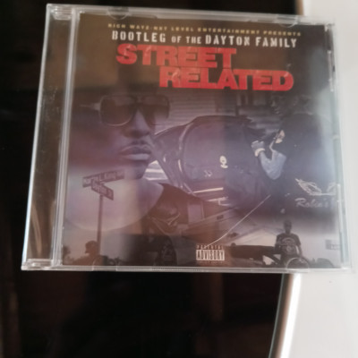 """CLEARANCE - Bootleg of the Dayton Family """"Street Related"""""""