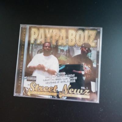 "CLEARANCE - Tha Paypa Boiz ""Street News"" Extended Version"