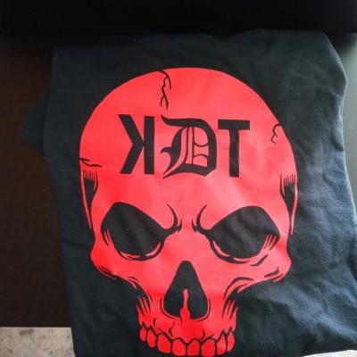 CLEARANCE - KDT T-Shirt - 2XL