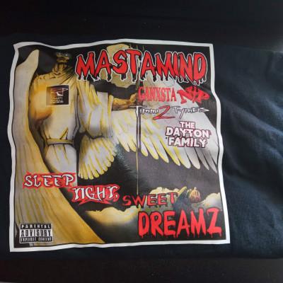 """Mastamind """"Sleep Tight Sweet Dreamz"""" T-Shirt"""
