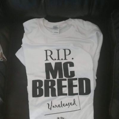 RIP MC Breed T-Shirt